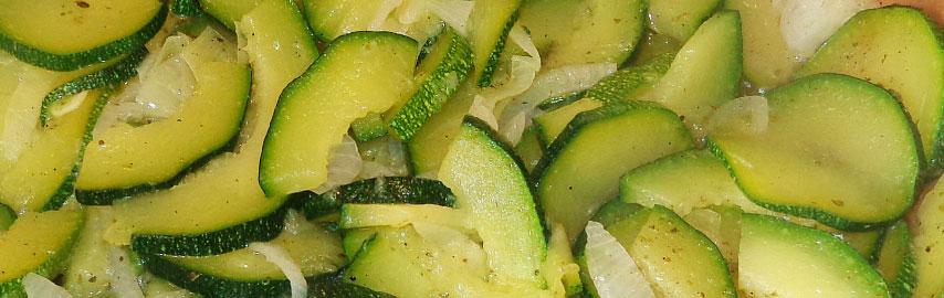 Imagem texto blog salada de abobrinha