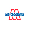 Logo do Mercadorama utilizada no site da Chácara Bertolin